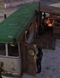 Shanty Bus House