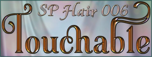 Touchable SP Hair 006