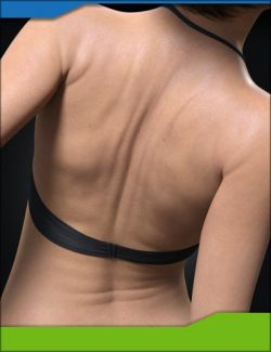 Skin Folds & Creases HD for Genesis 3 & 8 Female