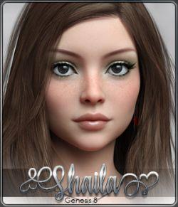 SASE Shaila for Genesis 8