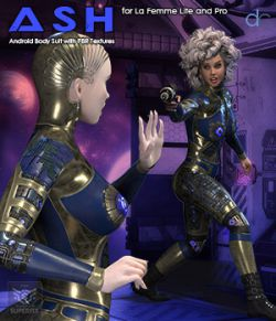 DC-ASH for La Femme Lite and Pro