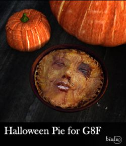 Halloween Pie for G8F