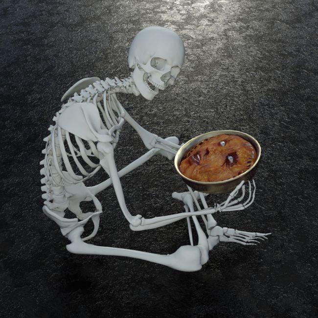 Halloween Pie for G8F Addon