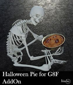 Halloween Pie for G8F Addon