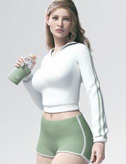 dForce Homebody for Genesis 8 Female(s)