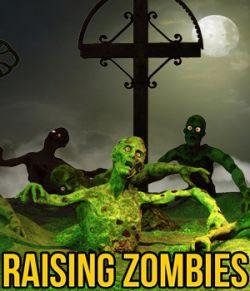 Instant Zombies 5 - Raising Zombies