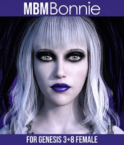 MbM Bonnie for Genesis 3 & 8 Female