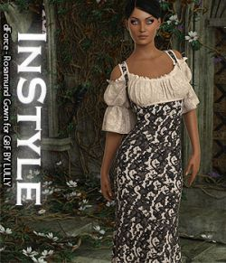 InStyle- dForce- Rosamund Gown for G8F