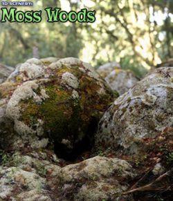 3D Scenery: Moss Woods