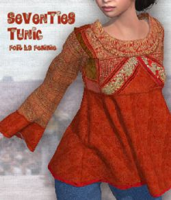 Seventies Tunic for La Femme
