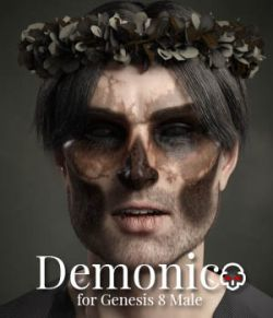 Demonico for Genesis 8 Male