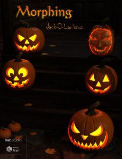 Morphing Jack-O-Lanterns