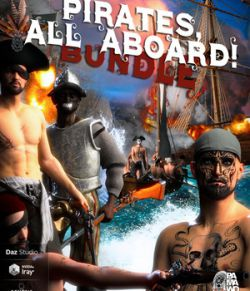 Pirates, All Aboard!BUNDLE for DS