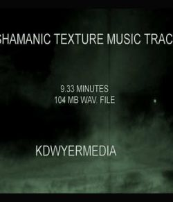 Shamanic Texture Music Track