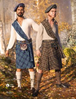 dForce Kilt: The Highlands