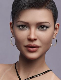 Candida HD for Genesis 8 Female
