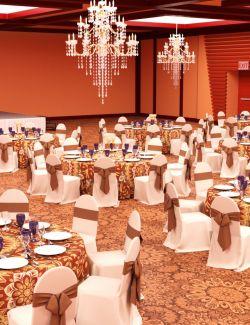Modern Ballroom