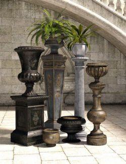 Elegance for Victorian Garden Decor