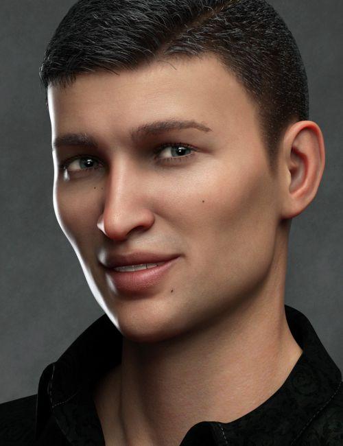 Duane HD for Genesis 8 Male