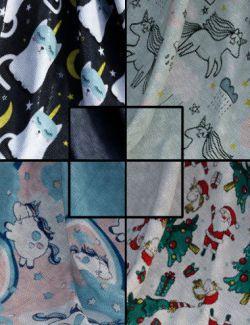 Unicorn Iray Knit Shaders