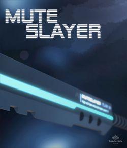 Sci-Fi Katana Mute Slayer - Extended Licence