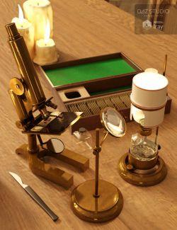 Victorian Microscopy