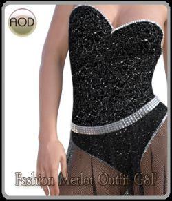 Fashion Merlot Outfit G8F