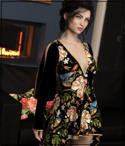 7th Ave: dForce- Agatha Dress for G8F