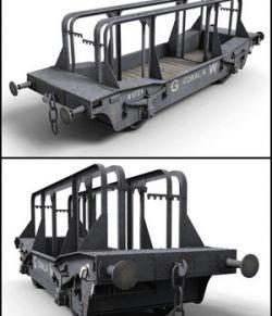 GWR Coral A Wagon