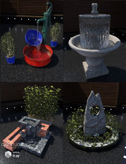 Garden Water Features Vol 2