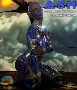 DC-ASH for Genesis 8 Female