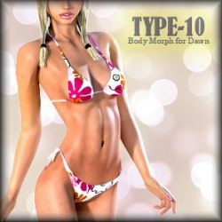 Body Type-10 for Dawn