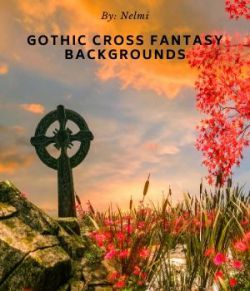 10 Gothic Cross Fantasy Backgrounds