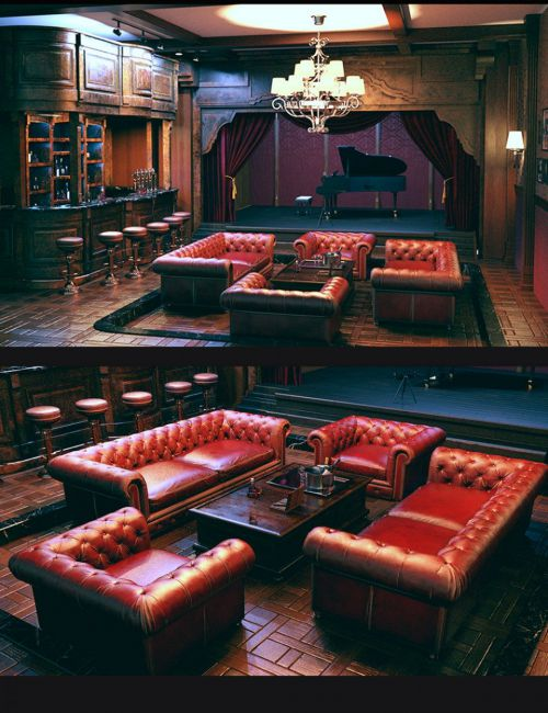 Mafia Private Bar