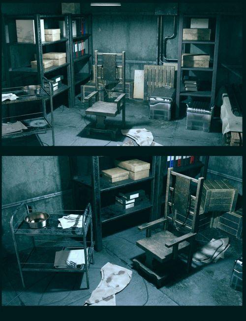 Mafia Back Room