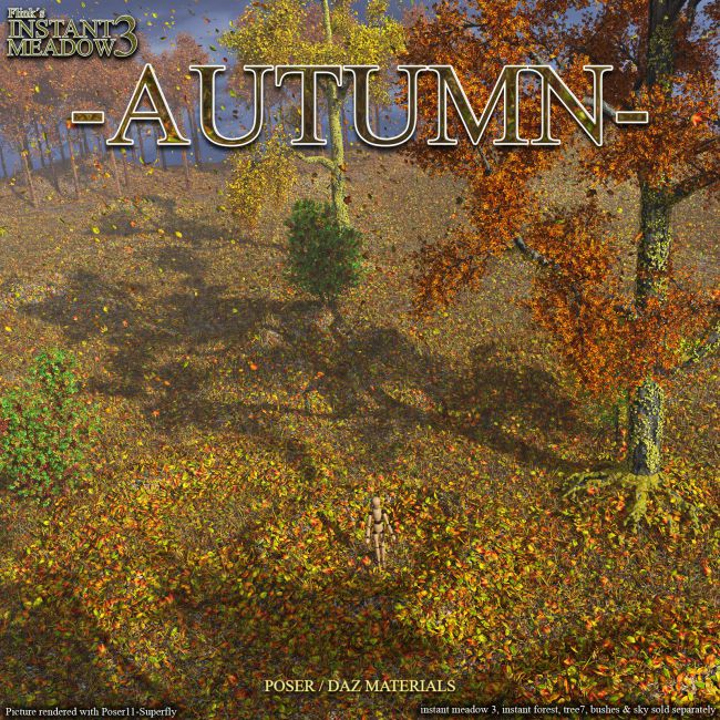 Flinks Instant Meadow 3 - Autumn Add-on