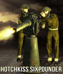 Hotchkiss Sixpounder