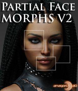 Partial Face Morphs G8F Vol 2