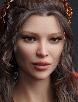 Sherisa HD for Genesis 8 Female