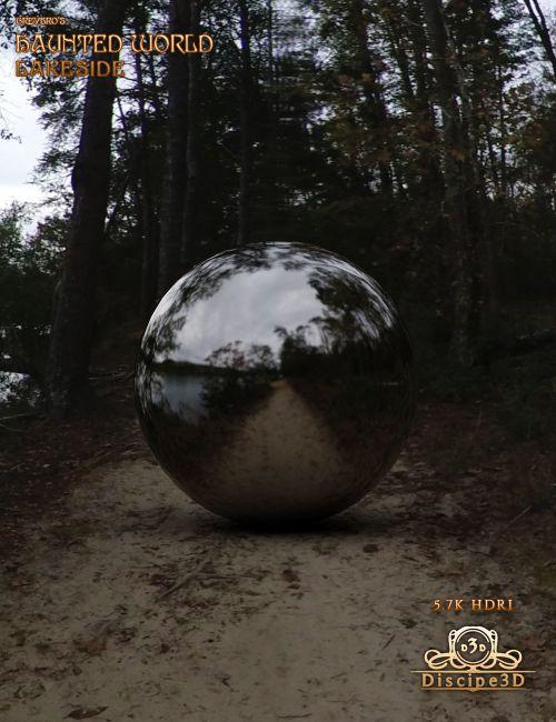 Greybro's Haunted World - LakeSide HDRI