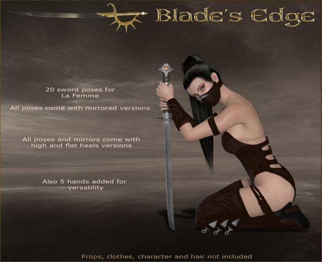 La Femme Blade's Edge