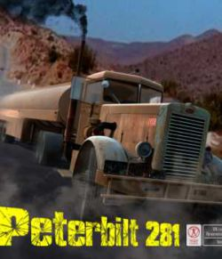PETERBILT 281 1955