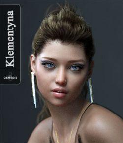 Klementyna For Genesis 8 Female