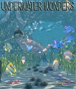 Underwater Wonders for Poser