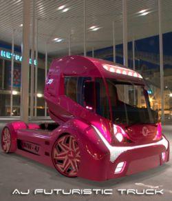 AJ Futuristic Truck