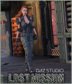 Lost Mission for DazStudio