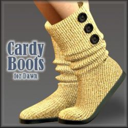Cardy Boots for Dawn