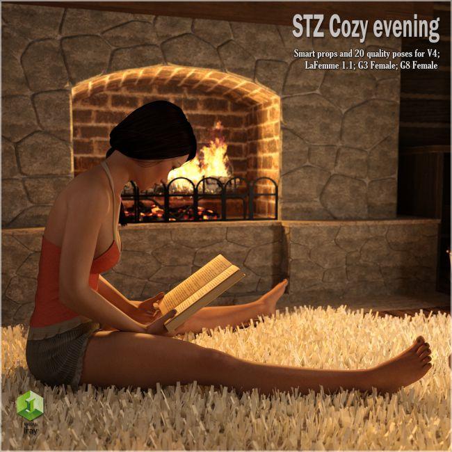 STZ Cozy evening
