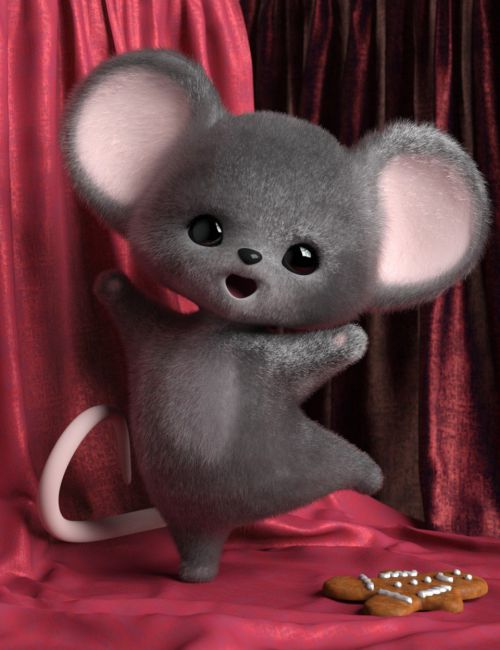 Mousie for Ping the Ringtail