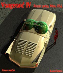 Vanguard IV Poser prop